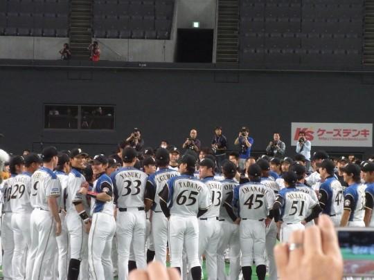 リーグ制覇33