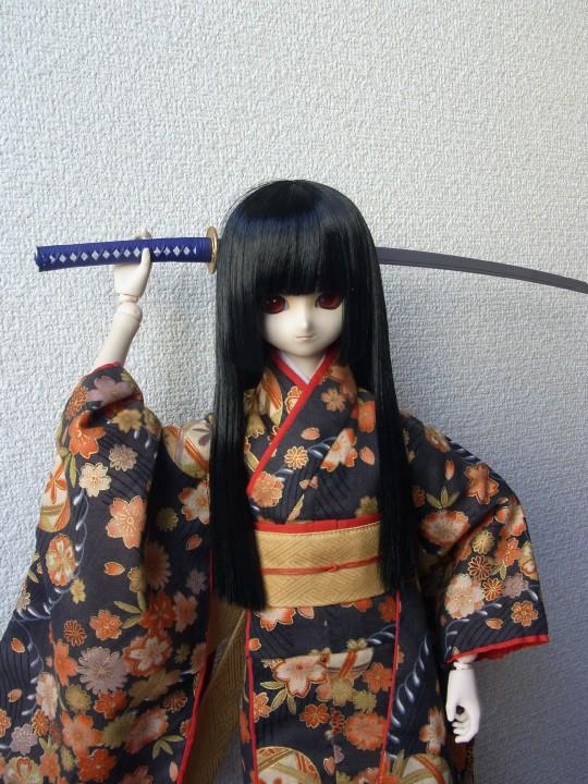 あい 日本刀12
