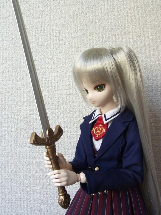 あい 日本刀10