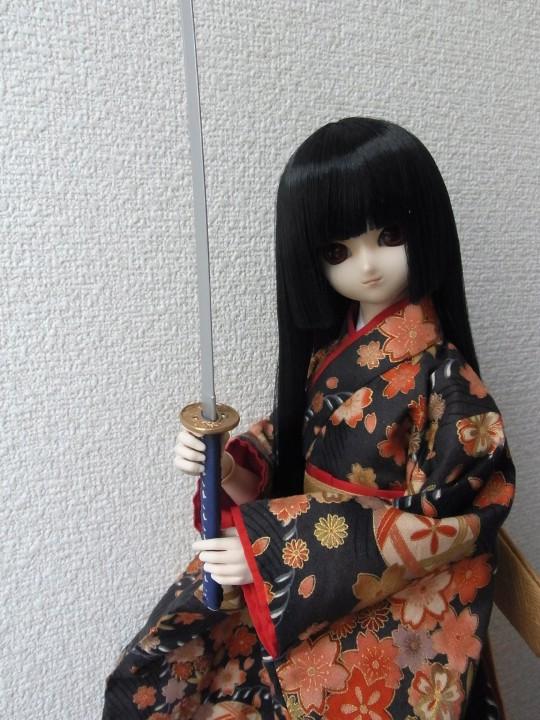 あい 日本刀11