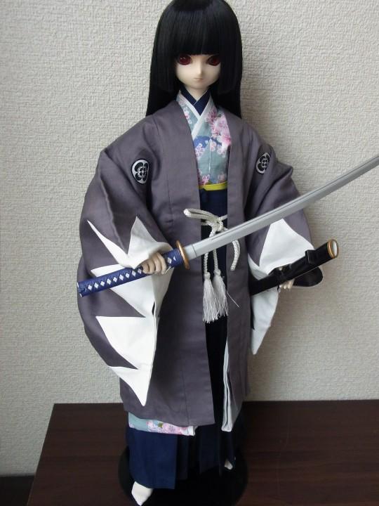あい 日本刀15