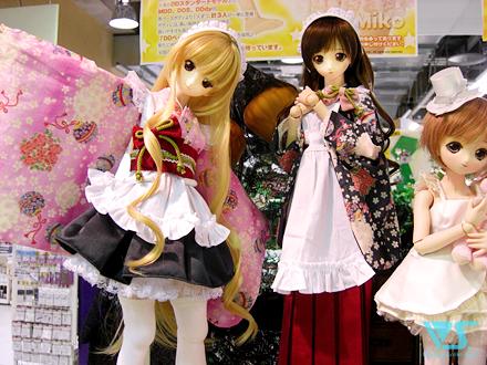 10月札幌SR 和装メイド