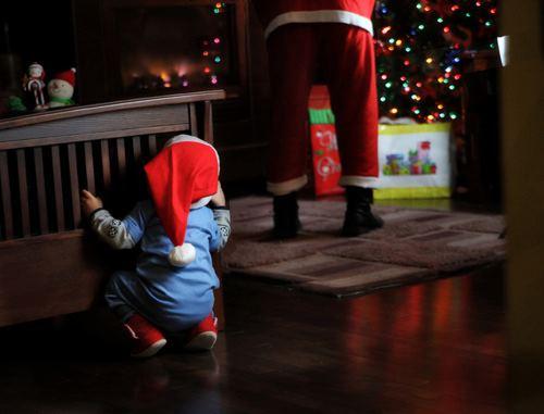 Santa, I found you