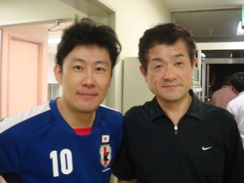 シエナの金聖響氏と木幡さん - つゝじケ丘吹奏楽団
