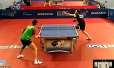 【卓球】 アポローニャの試合 五輪ヨーロッパ大陸予選会