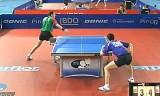 【卓球】 フレイタスVSルベッソン 五輪ヨーロッパ予選会