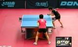 【卓球】 石川佳純VS森薗美咲(U21)スペインオープン2012