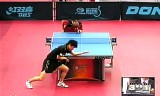 【卓球】 吉田雅己VS陳建安(U21) スペインオープン2012