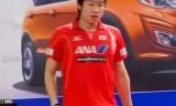 【卓球】 水谷隼VS唐鵬(香港)スペインオープン2012