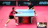 【卓球】 ガオニンVSサムソノフ スペインオープン2012