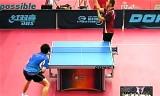 【卓球】 サムソノフの1回戦 スペインオープン2012