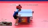 【卓球】 李廷佑VSサムソノフ スペインオープン2012
