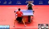 【卓球】 吉村真晴VSモンテイロ スペインオープン2012