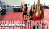 卓球スペインオープン2012のオープニングショー