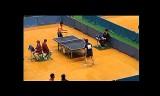 【卓球】 堀雅敏VS長谷川桂志(40代)1 東京選手権2012
