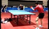 日本男子選手の練習映像 チリオープン2012