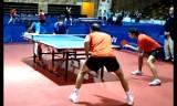 【卓球】 加藤由行/笠原弘光の試合 チリオープン2012