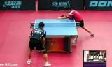 【卓球】 陳衛星 VS ガオニン スペインオープン2012