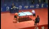 【卓球】 張一博VSガオニン3/4チリオープン2012決勝