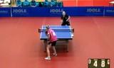 【卓球】 ドデアン VS ポータ ETTUカップ2012女子