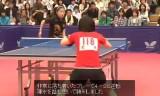 【卓球】 最終日5/6女子S 2012世界ろう者卓球選手権