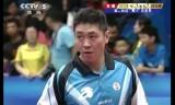 【卓球】 ガオニンVSクリシャン オールスター対抗戦2012