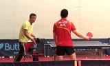馬龍の多球練習の新しい動画を見つけた!