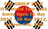 【卓球】 東勇渡 VS マーリャン 韓国オープン2012