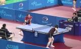 【卓球】 天野優VSイウンヒ(女子)韓国オープン2012