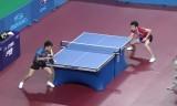 【卓球】 鄭栄植VS ユージャーチン2/2 韓国オープン2012