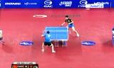 【卓球】 王皓VS張継科(準決勝) 韓国オープン2012