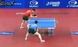 【卓球】 李尚洙VS張一博(準々) 韓国オープン2012