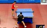 【卓球】 丹羽孝希VS馬琳(2回戦) 韓国オープン2012
