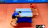 【卓球】 王皓VS馬琳(準々決勝) 韓国オープン2012