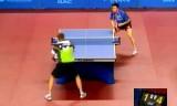 【卓球】 柳承敏(韓国)VSフィリス韓国オープン2012