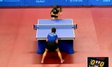 【卓球】 朴美英VSリジャウェイ 韓国オープン2012