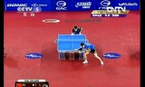 【卓球】 張継科VS許(高画質) 韓国オープン2012
