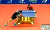 【卓球】 村松雄斗VSバギャリー 中国オープン2012