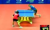 【卓球】 時吉佑一VSプラトノフ 中国オープン2012