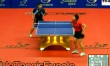 【卓球】 水谷隼VS陳建安(1回戦) 中国オープン2012