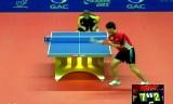 【卓球】 李佳陞 VS パーソン 中国オープン2012