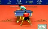 【卓球】 陳建安 VS アラミアン 中国オープン2012