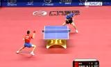 【卓球】 馬龍VS王励勤(準決勝) 中国オープン2012