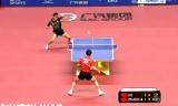 【卓球】 許VS張継科(準決勝) 中国オープン2012