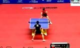 【卓球】 水谷隼VS張継科(準々決)中国オープン2012