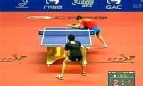 【卓球】 馬龍VS丹羽孝希(逆襲) 中国オープン2012