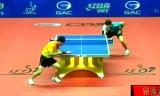 【卓球】 荘智淵VSフランジスカ 中国オープン2012