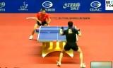 【卓球】 許VS張一博(3回戦) 中国オープン2012