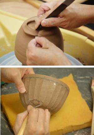 化粧鎬茶碗2