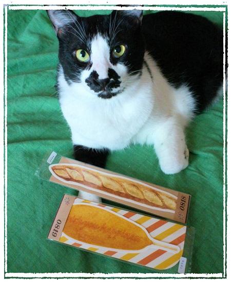 かわいい鯛とかわいいカード
